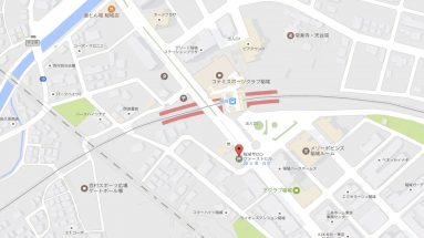 稲城サロン 地図
